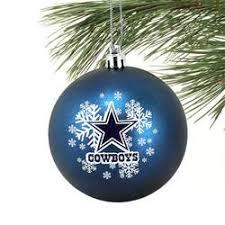 Dallas Cowboys Ball Ornament