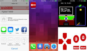 Play Nintendo games on iPhone iPad with NES emulator No