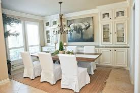 Splendid Dining Room Built Ins And In Cabinets Design Ideas With Buffet
