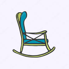 Rocker Chair. Hand-drawn Cartoon Chair For Rest. Doodle ... Old Man Rocking In A Chair Stock Illustration Black Woman Relaxing Amazoncom Rxyrocking Chair Cartoon Trojan Child Clipart Transparent Background With Sign Rocking In Cartoon Living Room Vector Wooden Table Ftestickers Rockingchair Plant Granny A Cartoons House Oriu007 Of Stock Vector Bamboo Png Download 27432937 Free