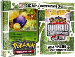 pokemon world chionship deck amazon com