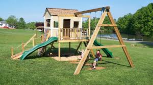 Ana White | Clubhouse Based On Ana's Plan - DIY Projects Best Backyard Playground Sets Small Swing For Sale Lawrahetcom Playset Equipment Australia Houston Fun Fortress Playhouse Plan Castle Playhouse Wooden Castle And Plans Playsets Plans For Free Design Ideas Of House Outdoor 6station Heavy Duty Cedar 8 Kids Playsets Parks Playhouses The Home Depot Simple Diy Set All Tim Skyfort Ii Discovery Clubhouse Play Clubhouses Plays Tutorials
