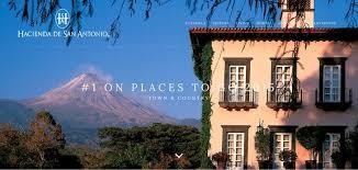 Hacienda De San Antonio Visit Website