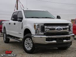 100 Used Ford Super Duty Trucks For Sale 2018 F250 SRW XLT 4X4 Truck Perry OK