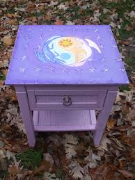 My Little Pony Bed Set by Celestia Luna My Little Pony Nightstand Refurbished By Design