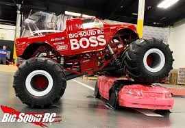 100 Car And Truck Monster Madness The Boss Lives Big Squid RC RC And