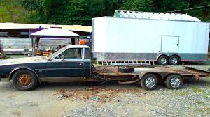 How A North Carolina Mechanic Home-Brewed A Cadillac Seville Into An ... Bangshiftcom Ramp Truck For Sale If Wanting This Is Wrong We Dont Hshot Hauling How To Be Your Own Boss Medium Duty Work Info Custom Lalinum Trailers Bodies Boxes Alumline 2012 Dodge Ram 5500 Roll Back Youtube Spuds Garage 1971 Chevy C30 Funny Car Hauler Long 1978 Chevrolet C20 For Classiccarscom Cc990781 2011 Vintage Outlaw Enclosed Car Hauler Trailer Goosenecksold 1969 C800 Drag Team With 1967 Shelby Gt500 Cross85x24order 2018 Cross 85x24 Steel 1988 Ford F350 Diesel Flatbed Tow