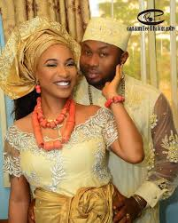 The actress and her beau are alleged to have already secretly had a registry wedding somewhere a few months back and the traditional wedding ceremony and