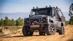 V8-powered Project Viper Is A Tricked-out Land Rover Defender - Auto ... Custom Jeeps Ram Trucks Lifted Jeep Wrangler Dave Smith Gmc Adds A Trickedout Truck To Its 2019 Sierra Lineup More Trickedout Toyota Are Coming At The Expense Of Sedans Heres Why Fords Pimpedout New F450 Limited Pickup Truck Costs Tricked Out Trucks Get More Luxurious Indexjournalcom Out Sdx Minifeature Jonathan Huies Duramax 680 News 10 Rangers Fordtrucks