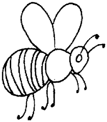 Honey Bee Coloring Pages Page