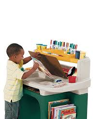 Buy Step2 Write Desk At by Easels U0026 Art Centres Childrens Easels And Art Centres Early