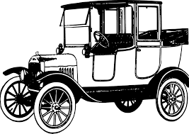 Old Car Clipart