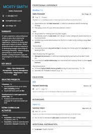 100 Great Looking Resumes Resume Templates The 2019 List Of 7 Resume Templates