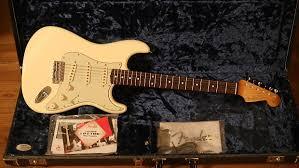 Fender John Mayer Signature