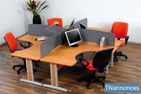 meuble bureau tunisie lot de meuble de bureau ameublement tunis la goulette