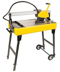 Mk170 Ceramic Tile Saw by Qep 83200 24 Inch Bridge Tile Saw With Water Pump And Stand
