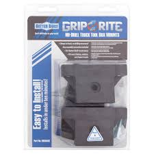 Better Built Grip Rite No-Drill Truck Tool Box Mounts - Walmart.com Truck Tool Boxes Truxedo Tonneaumate Tonneau Cover Toolbox Viewing A Thread Swing Out Cpl Pictures Alinum Toolboxes Pickup Bed Box By Adrian Steel Check Out Our Truly Amazing Portable Allinone That Serves 5 Popular Pickup Accsories Brack Racks Underbody Inc Clamp Clamps Better Built Mounting Kit Kobalt Trailfx Autoaccsoriesgurucom How To Decorate Redesigns Your Home With More