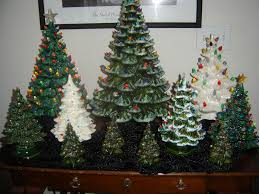 Ebay Christmas Trees With Lights by Retro Ceramic Christmas Tree Have A Collection Of Vintage