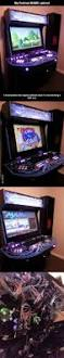 Mame Cabinet Plans 4 Player by 38 Best Arcade Cabinets Images On Pinterest Arcade Machine