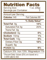 Pumpkin Flaxseed Granola Nutrition Info by Dark Chocolate Seeds Sunflower Pumpkin Flax U0026 Chia