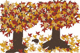 Autumn Tree Clip Art 81
