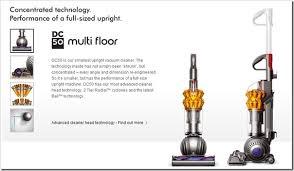 19 dyson dc41 multi floor upright vacuum reviews best buys