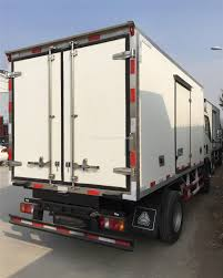 Jac Refirgerated Truck With 5 Tons 20ft Container For Sale - Buy 20 ...