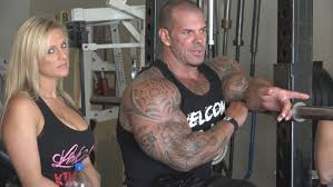 Practicing Bench Press Technique Scot Mendelson Rich Piana