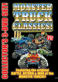 Monster Truck Classics Box Cover From The Copyrighted DVD At Www ... Owler Reports Semillitas Tv Snaps Up Meteor And The Mighty Monster Trucks Episode 05 The Big Pguinitos 18 Most Powerful Things On Planet Endgame Truck Adventures Dvd Wwwtopsimagescom Learning Colors Collection Vol 1 Learn Colours Cheap Bigfoot Find Deals Line At Alibacom Wiki Fandom Powered By Wikia For Children Fixing Garbage Fire Autobgood In Land Of Odds Special Christian Edition Logo