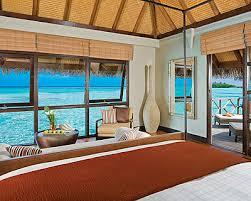 chambre sur pilotis maldives four seasons resort kuda huraa une lune de miel de rêve aux