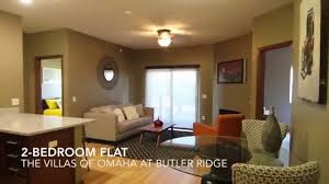 brand new 2 bedroom apartment for rent villas of omaha at butler