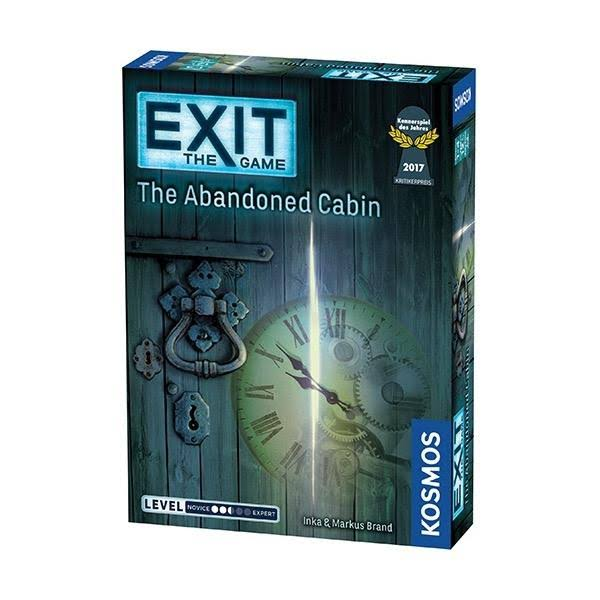 Exit The Game – Abandoned Cabin