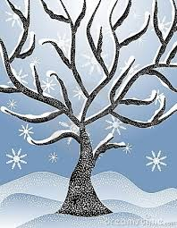 winter tree clipart free winter tree clip art 350 450