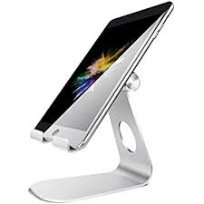 Tablet Stand Adjustable Lamicall iPad Stand Desktop Stand Holder Dock for new iPad 2017 Pro 9 7 10 5 Air mini 2 3 4 Kindle Nexus Accessories Tab