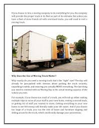 100 Packing A Moving Truck Things To Look Before Renting A FlipHTML5