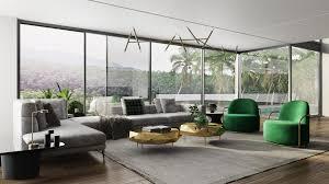 100 Modern Luxury Design Living Room 3dvisualization Archicgi Com