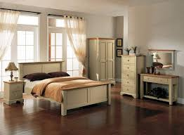 Oak Express Bedroom Furniture King Size Bed Near Small Nightstand