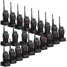 Amazoncom Retevis H777 Walkie Talkie UHF 3W 16CH Single Band High