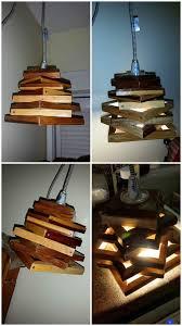 Pallet Lamp • 1001 Pallets