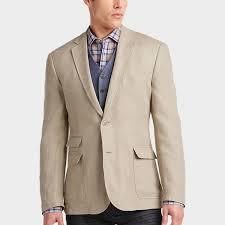 joseph abboud tan linen casual coat men u0027s casual coats men u0027s