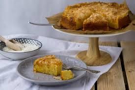 mandarinenkuchen mit kokosstreusel rezept
