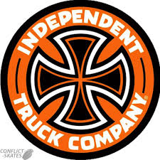 100 Independent Trucking Company Skate Logos