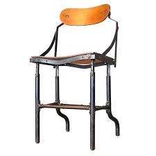 American Industrial Design fice Chair c 1920 s