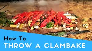 How To Throw A Clam Bake - YouTube Crawfish Boil Clam Bake Low Country Maryland Crab Boilits Stovetop Clambake Recipe Martha Stewart Onepot Everyday Food With Sarah Carey Youtube A Delicious Summer How To Make On The Stove Fish Seafood Recipes Lobster Tablecloth Backyard Table Cloth Flannel Back 52 X Party Rachael Ray Every Day Host Perfect End Of Rue Outer Cape Enjoy Delicious Appetizer Huge Meal And Is It Acceptable Have Clambake At Wedding Love Idea Here Are 10 Easy Steps Traditional