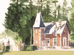 chambre d hote compiegne château le quesnoy chambres et table d hôtes à chevrières