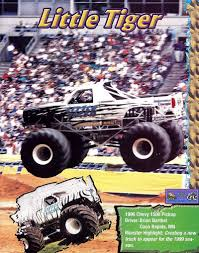 Little Tiger | Monster Trucks Wiki | FANDOM Powered By Wikia Monster Jam Rolls Into Wells Fargo Arena Cityview Amazoncom Hot Wheels Mighty Minis Maxd And King Krunch Monster Trucks Grave Digger Definitely My Favorite When I Was Little Little Boy Loves Monster Trucks Youtube Review Trucks 2017 We Are The Dinofamily The Oxymoronic Nature Of A Tiny Truck Moofaide Little Person Big Kwit Story Behind Everybodys Heard Of My Pony Rarity Liberator Gta5modscom Cboard Costumes Rob Kelly Design A Productions Media Nitro 2 Gallery U Live