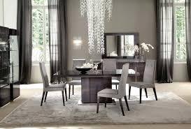 Formal Dining Room Curtain Curtains Elegant Unusual Idea Ideas