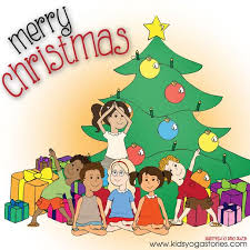 Download Christmas Coloring Page Here