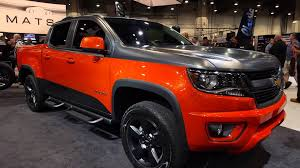 SEMA 2014 - New Chevy Colorado & Silverado Concepts & Commemorative ...