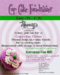 Cupcake Fundraiser Breezys